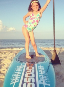 Paddleboard tours for kids