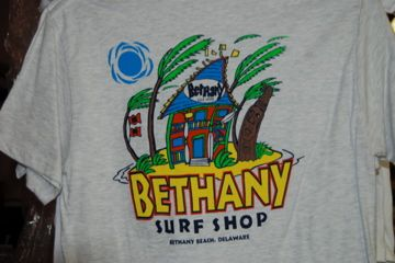 Bethany Surf Shop T-Shirt